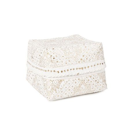 Bamboo Basket with - Baskets - Decor and pillows | Zara Home United States of America