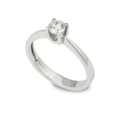 DIAMONDJOOLS μονόπετρο δαχτυλίδι λευκόχρυσο Κ18 με διαμάντι με πιστοποιητικό GIA   Δαχτυλίδια για πρόταση γάμου ΤΣΑΛΔΑΡΗΣ στο Χαλάνδρι #brilliant #διαμάντι #μονόπετρο #δαχτυλίδι #λευκοχρυσο #monopetro