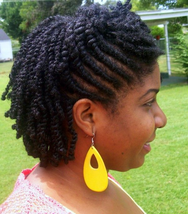 Natural Hairstyles African American