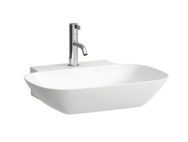 Fürs große Bad? Laufen INO Waschtisch unterbaufähig 56 x 45 cm