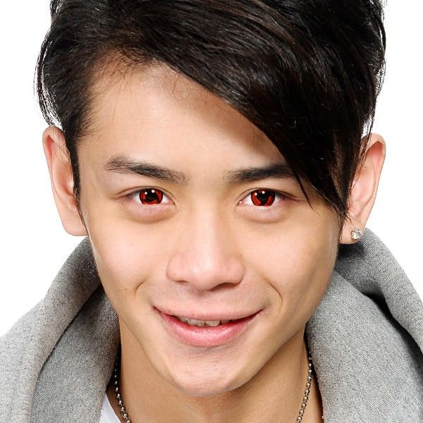 Geo Sharingan Contacts Itachi Uchiha Mangekyou CP-S2 (USD19.95)