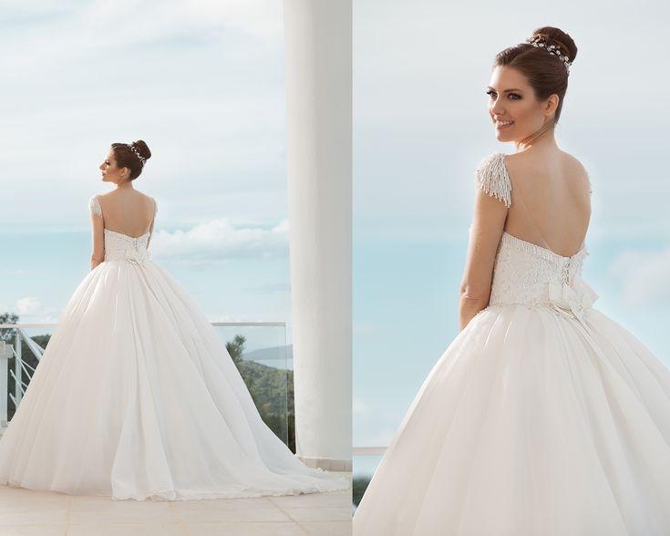 kabarık prenses gelinlik modellerimiz 2016-nova bella gelinlik nişantaşı istanbul