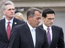 Rep. Kevin McCarthy: 'Immigration Reform Is Going to Happen' November 25, 2013 - 6:44 AM