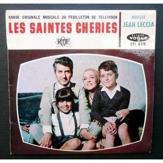 Les Saintes Chéries est une série télévisée française en 39 épisodes, créée par Nicole de Buron et diffusée à partir du 11 décembre 1965 sur la première chaîne de l'ORTF puis sur La Cinq en 1987. Cette série met en scène les mésaventures ou petits tracas, traités sur un mode comique, d'un couple de Français moyens dans les années 1960, Ève et Pierre Lagarde ( Micheline Presle et Daniel Gélin).