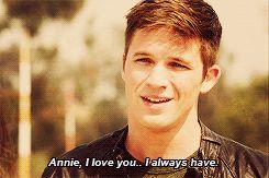 90210 | liam and annie