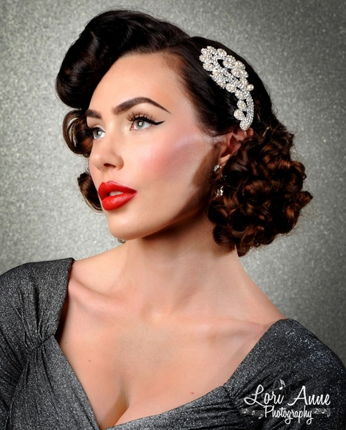 50s style hair and makeup 26 best images about 50 s photoshoot ideas on 1200