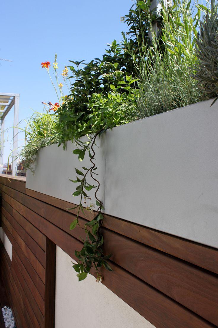 204 best jardines la habitacion verde images on pinterest applied materials arbors and - Jardines en aticos ...