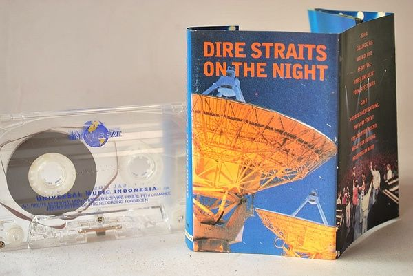 Dire Straits --On the Night