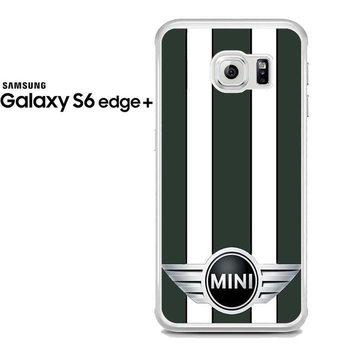 Mini Cooper Logo Skateboards Samsung Galaxy S6 Edge Plus Case