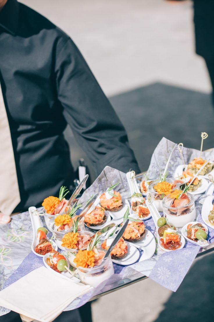 Hochzeit • Hochzeitsempfang • Food. © Franka & Thomas Photographie