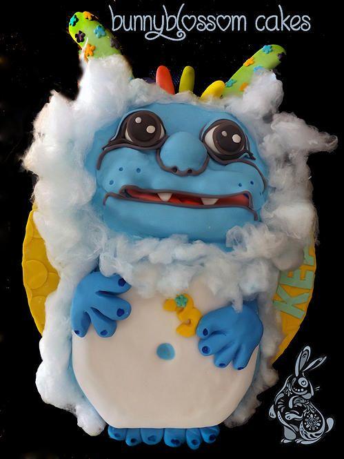 Ghoempie cake