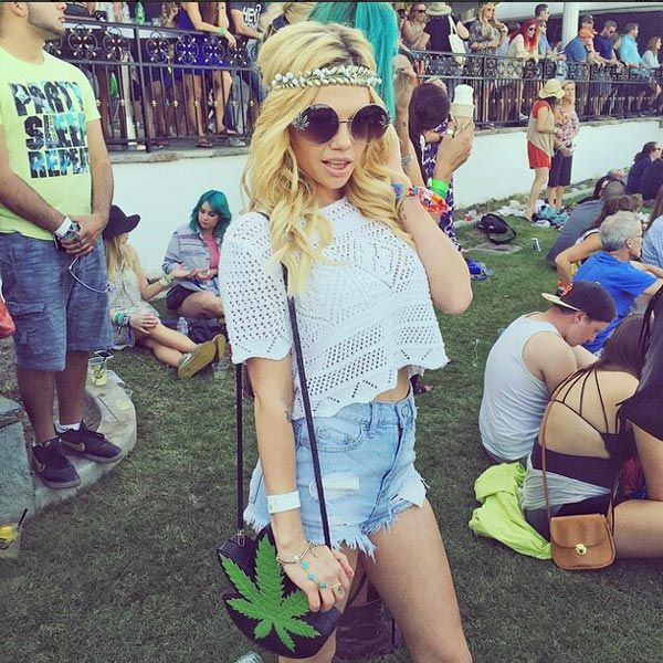 Chanel West Coast's Coachella Meltdown — Watch Shocking Video