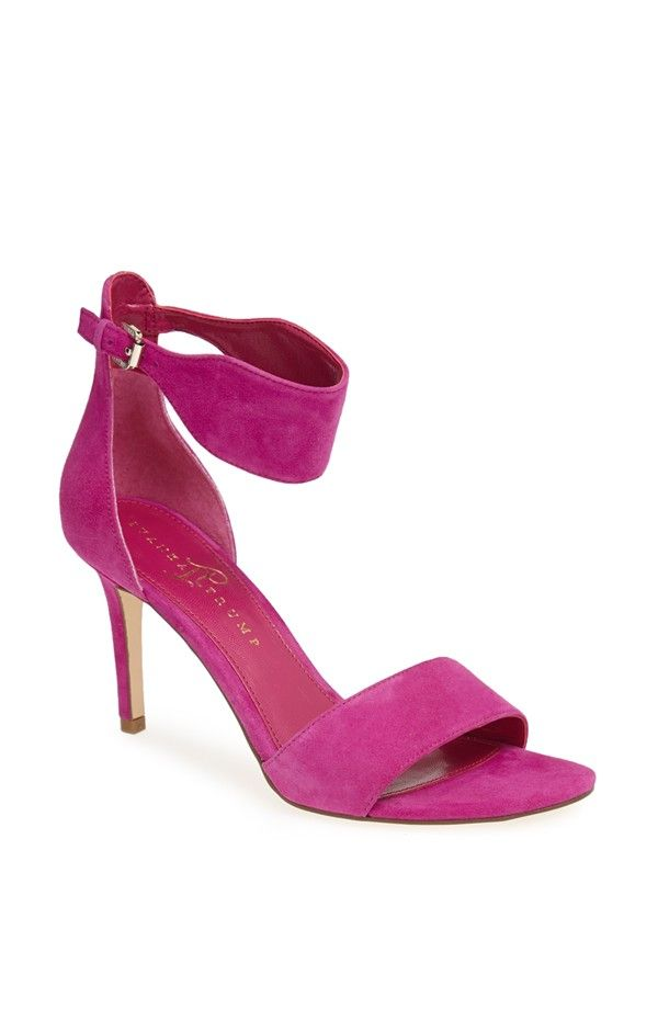 Ivanka Trump 'Gelana' Suede Sandal