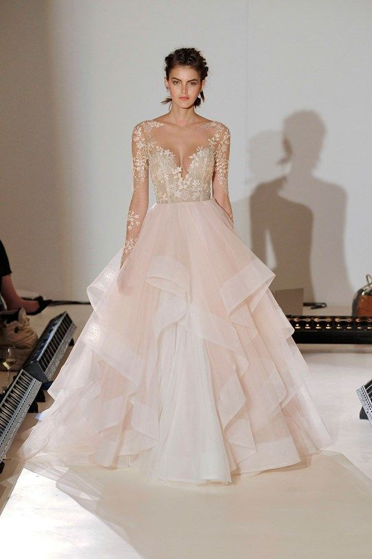 JLM Couture 2017 wedding dress collection - Brides reviews collection from New York Bridal Fashion Week April 2016 (BridesMagazine.co.uk)