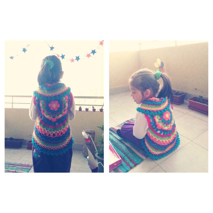 Rainbow/crochet ❤️