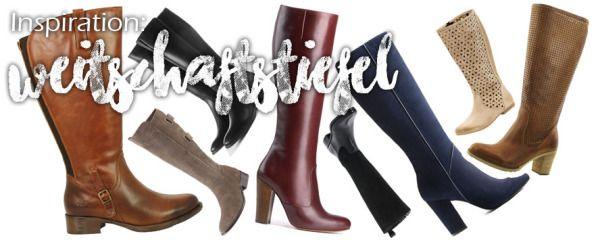 Inspiration: Weitschaftstiefel   Ninutschkanns.com #wide #xl #boots #leather #stiefel #inspiration #idee #style #weit #wide