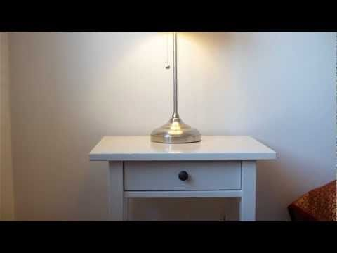 {video} Integrate a Wireless Charger Into Your Nightstand