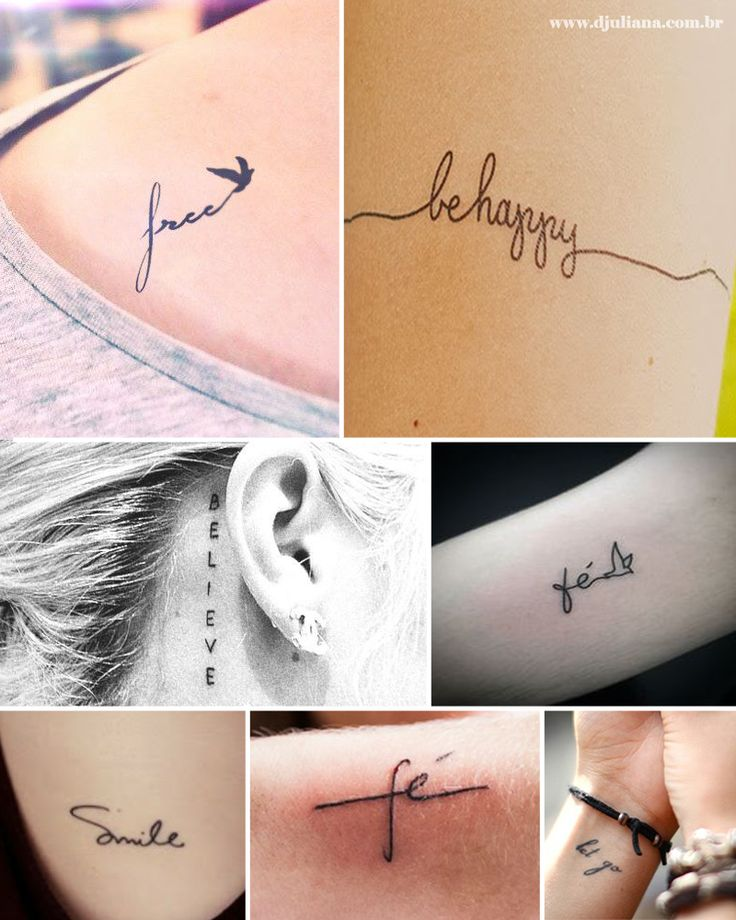 MINI TATTOOS