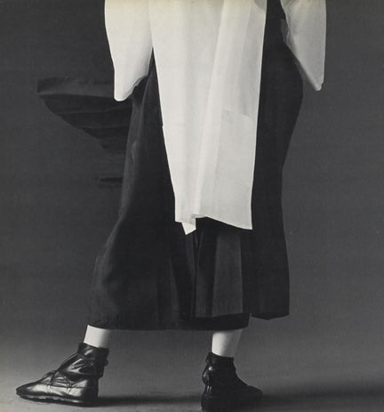 Yohji Yamamoto, 1984