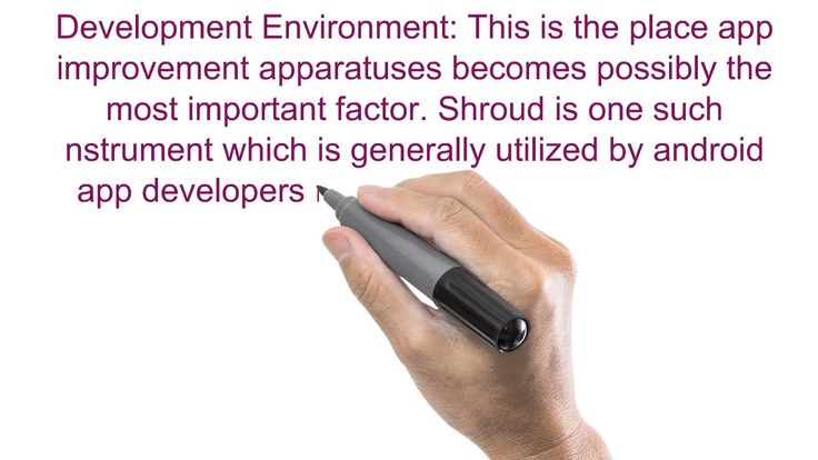 Development Environment: This is the place app improvement apparatuses becomes possibly the most important factor. Shroud is one such instrument which is generally utilized by android app developers furthermore prescribed by top Android advancement organizations. You will likewise need to setup Android SDK before your app developer Malaysia begin coding. The best part here is that you can locate a solitary bundle effortlessly online that incorporates all that you requirement for android…