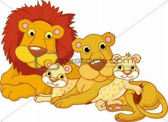 Lion Cub Clip Art Clipart - Free Clipart   CM environment ideas ...