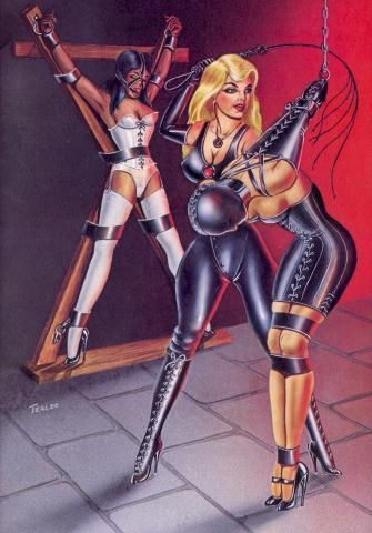 Domination avatars Female