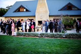 Centennial Vineyards Restaurant provides a truly unique setting for your wedding day.  www.centennial.net.au/restaurant.html