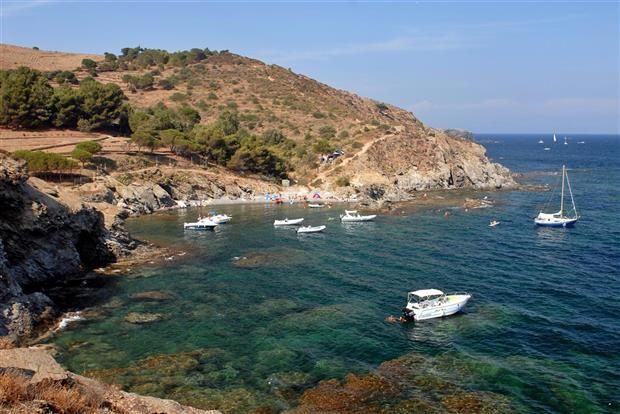 Baie de Paulilles - Pyrénées Orientales #home #crique #summer #alberes #sea