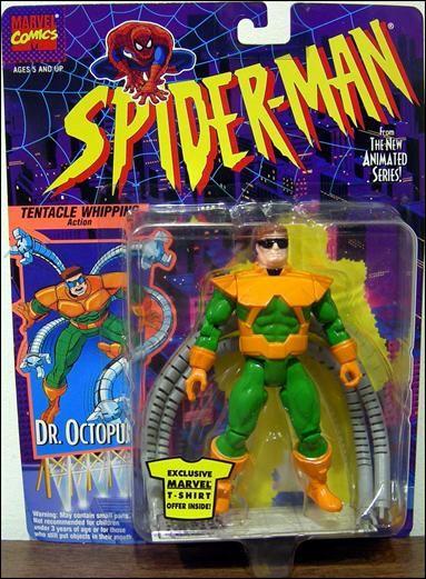 Dr. Octopus. Series 1 | Spider-Man 1990's | Pinterest ...