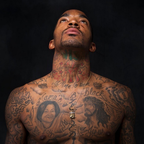 JR Smith tattoos nytimes