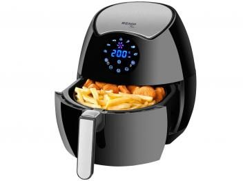 Fritadeira Elétrica Air Fryer/Sem Óleo - Semp Toshiba Soft Fine 3,2L Timer