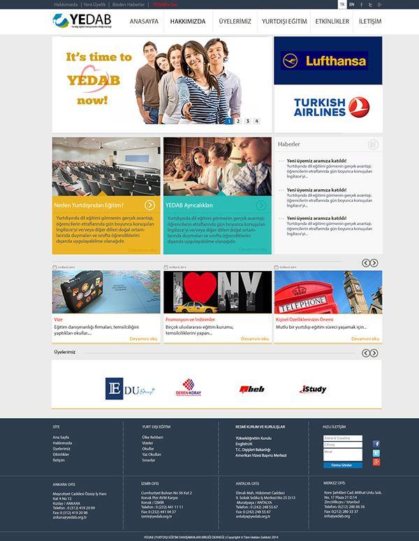 Yedab Web Site