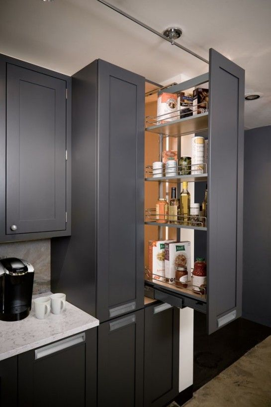 Best Tall Recessed Storage Cabinet Majestic Kitchen Pantry 400 x 300