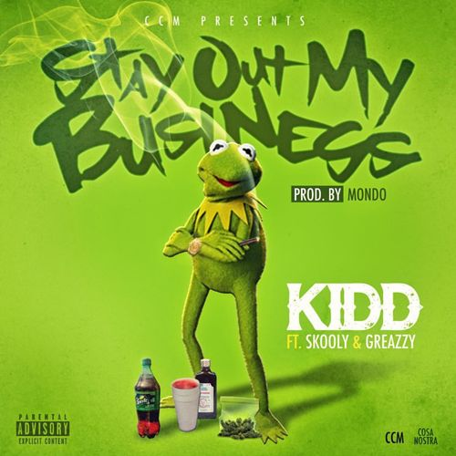 CosaNostra Kidd (@cosanostrakidd) Ft. Skooly (@sb_skooly) & Greazzy (@greazzy_) - Stay Out My Business [Audio]- http://getmybuzzup.com/wp-content/uploads/2015/09/image1.png- http://getmybuzzup.com/cosanostra-kidd-skooly-greazzy/- By Jack Barnes Street Execs studios continues to prove that it is a place that births news talent with hit songs. New Atlanta artists CosaNostra Kidd is no stranger to the music scene coming up in the foot steps of his older brother Atlanta'