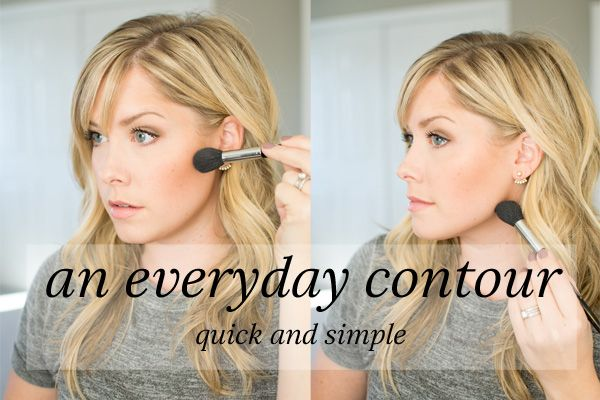 A quick and simple contour - video tutorial!