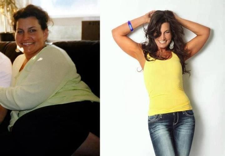 Leanne lost 60 lbs with #Isagenix!!