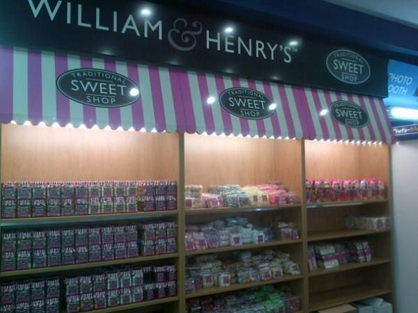 william henry traditional sweet shop - Google Search