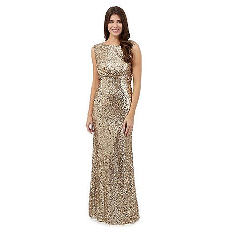 This statement maxi dress from Debut is perfect for adding a touch of sparkle to…