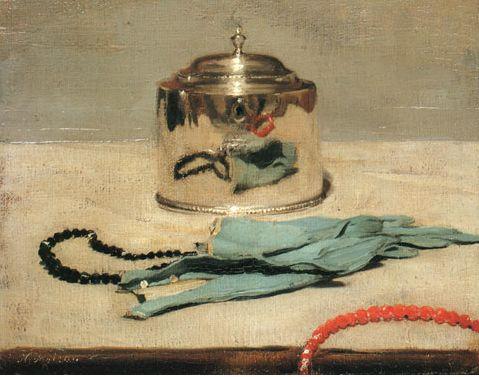 William Nicholson, The Silver Casket