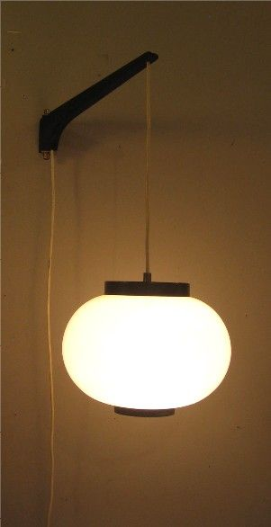 Wall Bracket Lamp Hinge : To be, Hanging pendants and Nyc on Pinterest