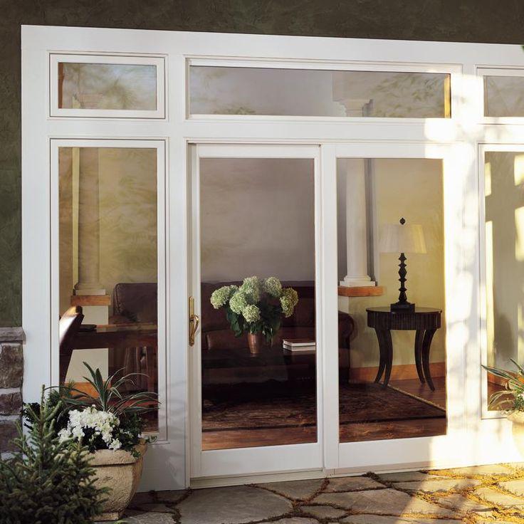 75 Best Outside Doors Images On Pinterest Sliding Doors Home