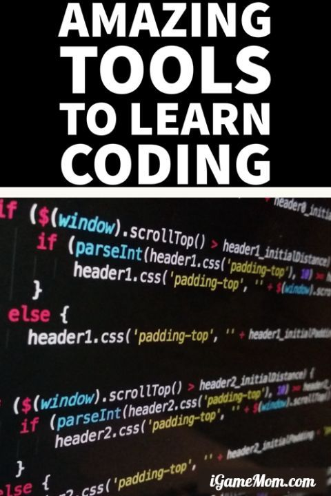Learn computer coding at your own pace with best programming learning tools for kids -- no matter kids CS level, from knowing nothing about coding, to already writing programs, you can find a tool: app, online course, some are even free | STEM