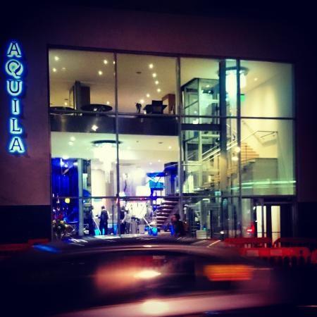 Review: Aquila Restaurant Bristol