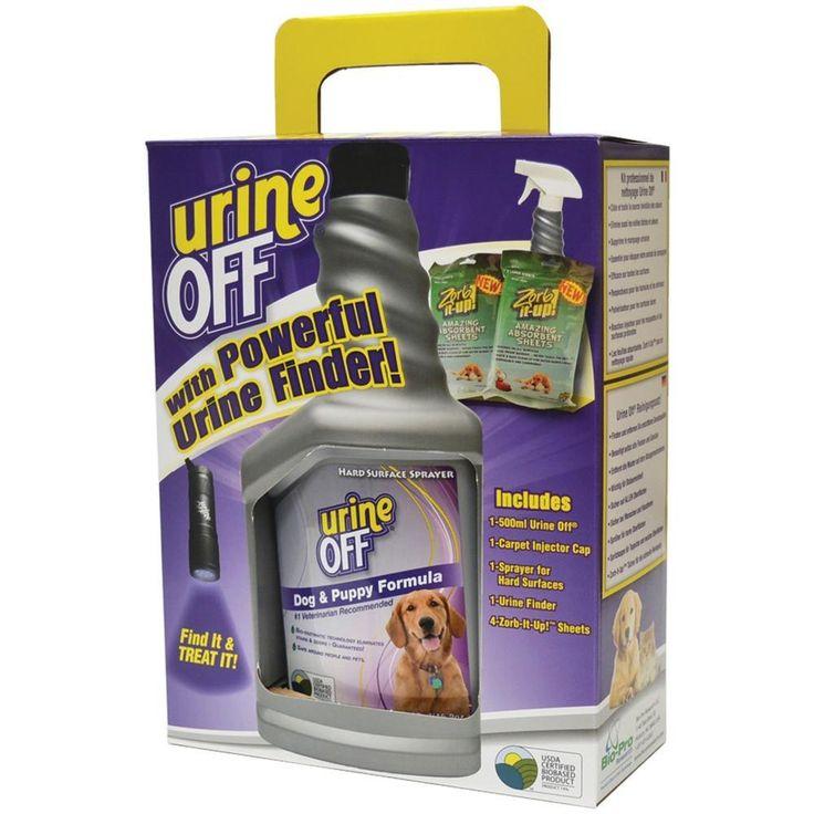 Urine Off PT4525 Dog Urine Finder Clean-up Kit, 500mL