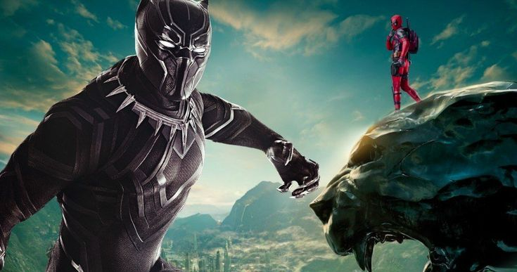 Black Panther Is Ready to Obliterate Deadpool Box Office Record -- The final box office projections for Black Panther are now much higher, with the Marvel movie poised to shatter the February opening weekend record. -- http://movieweb.com/black-panther-movie-box-office-record-february-deadpool/