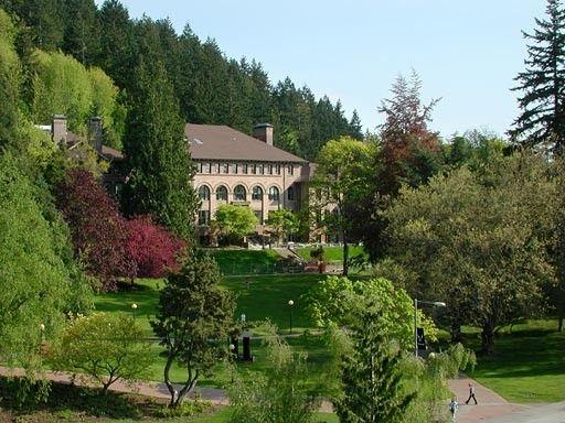 Bellingham, WA WWU   Western Washington University 'environmentally responsible'