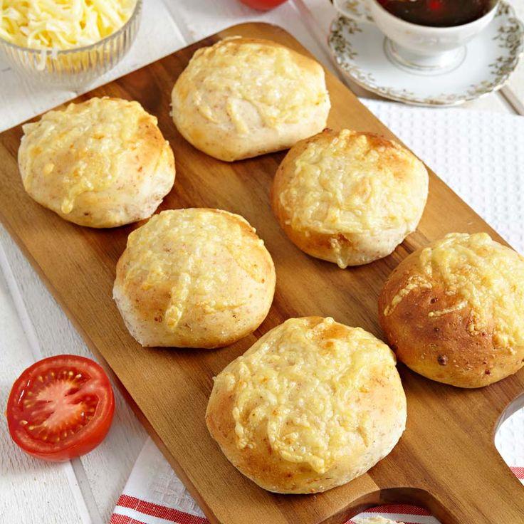 Kalljästa ostfrallor | Tidningen Hembakat