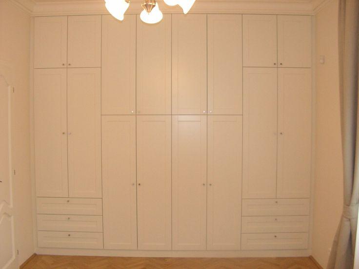 Gardróbok, beépített szekrények | NOR-KISZ Kft.