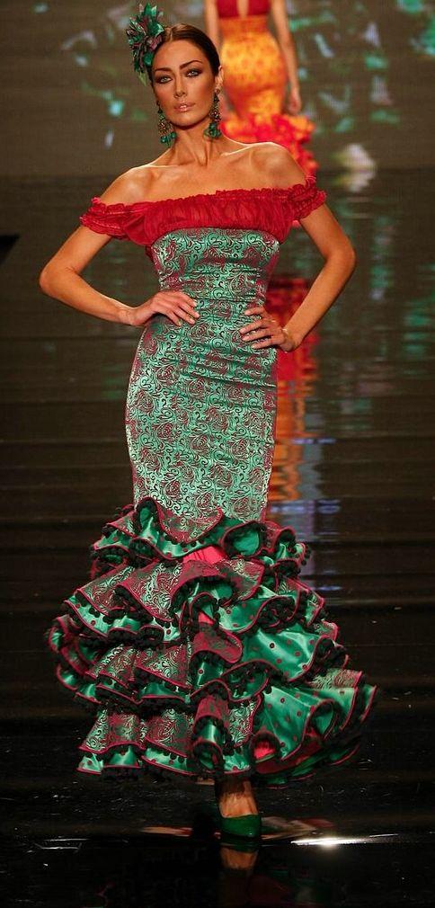 Flamenco.  Spain.   -->Elsie RC
