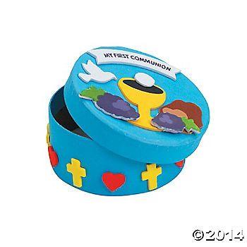 First Communion Prayer Box Craft Kit